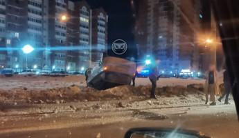 В Пензе за минувший вечер произошло сразу четыре ДТП