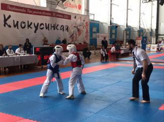 В Пензе прошли областные соревнования по каратэ киокусинкай