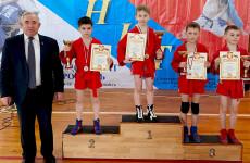 Пензенские спортсмены завоевали 10 медалей на турнире по самбо