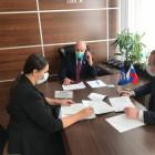Депутат Госдумы провел прием садоводов и огородников из Пензенской области
