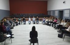 Пензенским студентам рассказали о силе позитивного мышления