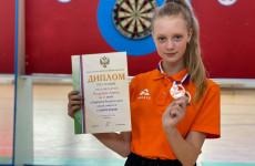 Пензенские спортсмены привезли пять медалей с первенства России по дартс