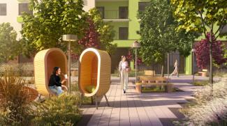 Квартира в ЖК Лугометрия - находка для современной семьи