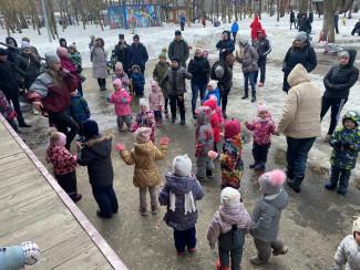 «Начинаем зажигать!». Маленьких пензенцев снова ждут в Детском парке