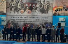 В Пензе стартовал Всероссийский турнир по самбо