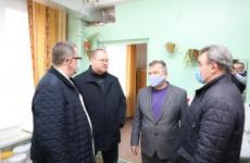 Мельниченко проверил состояние одной из районных больниц Пензенской области
