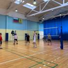 В Пензе прошли соревнования по волейболу среди сотрудников ведомств
