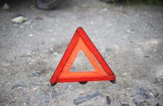 В Пензе в серьезном ДТП пострадал молодой мотоциклист