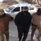 Опубликовано видео задержания начальника УФНС по Пензенской области