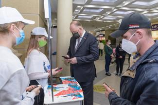 За присвоение Пензе звания «Город трудовой доблести» выступил Вадим Супиков