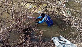 Пензенские спасатели вытащили из реки труп пожилой женщины