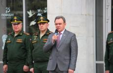 Председатель пензенского ЗакСобра поучаствовал в акции «День призывника»