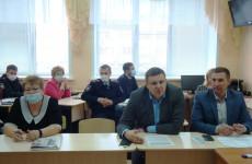 В пензенском микрорайоне ГПЗ провели заседание совета общественности