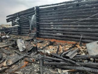 Опубликованы фото с места гибели трех человек в Пензенской области