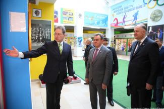 В Пензе прошло выездное заседание Совета руководителей фракций «Единая Россия»