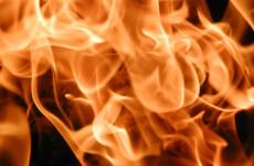 В Пензенской области огонь уничтожил жилой дом, погибли два человека