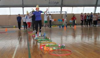 «Стартуем вместе». Пензенские студенты прошли 5 спортивных эстафет