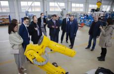 Делегация Бельгийско-Люксембургской торговой палаты посетила компанию «СтанкоМашСтрой»