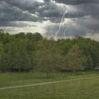 Суббота встретит пензенцев дождем, грозой и сильным ветром