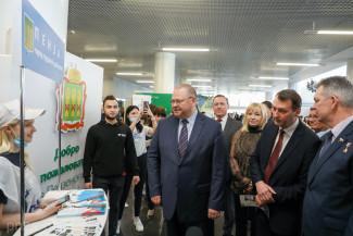 «Город трудовой доблести». Мельниченко призвал пензенцев поучаствовать в голосовании