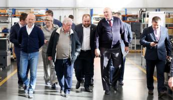 Пензенские промышленники подвели итоги работы на базе компании «СтанкоМашСтрой»