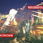 Упавший под Пензой самолет принадлежал женщине