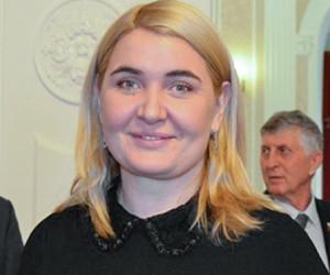 Сенатором Совфеда от Пензенской области может стать Юлия Лазуткина