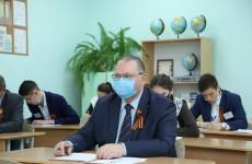 Врио пензенского губернатора поучаствовал в написании «Диктанта Победы»