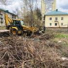 В Пензе привели в порядок территорию Заводского района