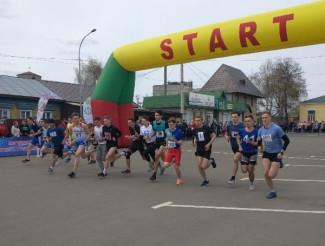 В Башмаково состоялась эстафета на призы губернатора Пензенской области