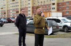 В Пензе состоялись первые концерты под окнами ветеранов