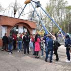 В пензенском парке имени Белинского открылся 200-ый сезон