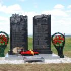 В Шемышейском районе установили мемориал в память о погибших в годы войны