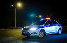 Ночью в Пензе пьяный лихач рассекал на «семерке» без прав
