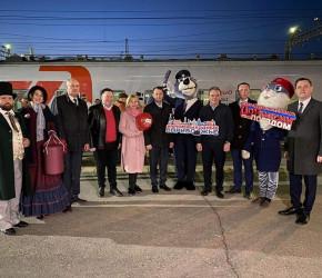 Туристам из Пензы устроят яркие выходные в Казани