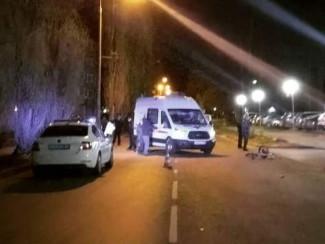 Опубликованы фото с места гибели 18-летнего велосипедиста в Заречном