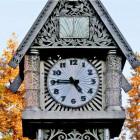 «Кукушку» поправили: в центре Пензы отремонтировали башенные часы