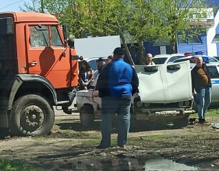 Жесткую аварию в Кузнецке прокомментировали в пензенском УГИБДД