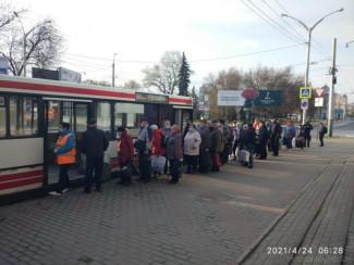 7 мая в Пензе пустят дополнительные дачные автобусы