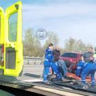 Авария на трассе «Тамбов – Пенза»: на месте работают врачи. ФОТО