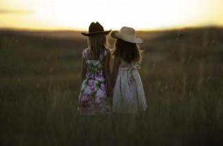 В пензенской Заре пропали две 6-летние девочки