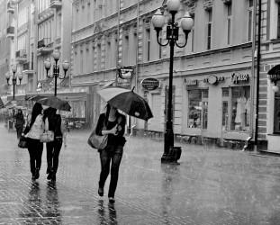 Суббота встретит пензенцев дождем и грозой