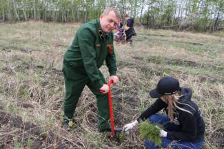 В Пензенском районе прошла акция «Сад памяти»
