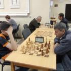 В областном центре прошел городской турнир по быстрым шахматам