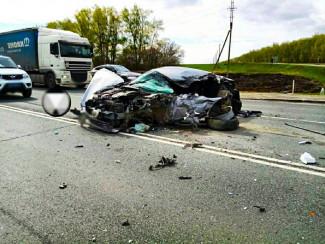 Стало известно, кто пострадал в ДТП на трассе Пенза-Тамбов