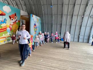 «Делу время - шутке час». Юных пензенцев снова приглашают в Детский парк