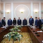 Заседание Президиума пензенского ЗакСобра началось с минуты молчания