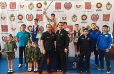 Победителем международного турнира стал борец из Пензенской области