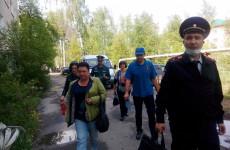 В Железнодорожном районе Пензы посетили семьи «группы риска»