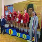 Пензенские самбисты завоевали семь медалей на Всероссийских соревнованиях